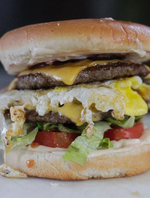 cheeseburger-egg